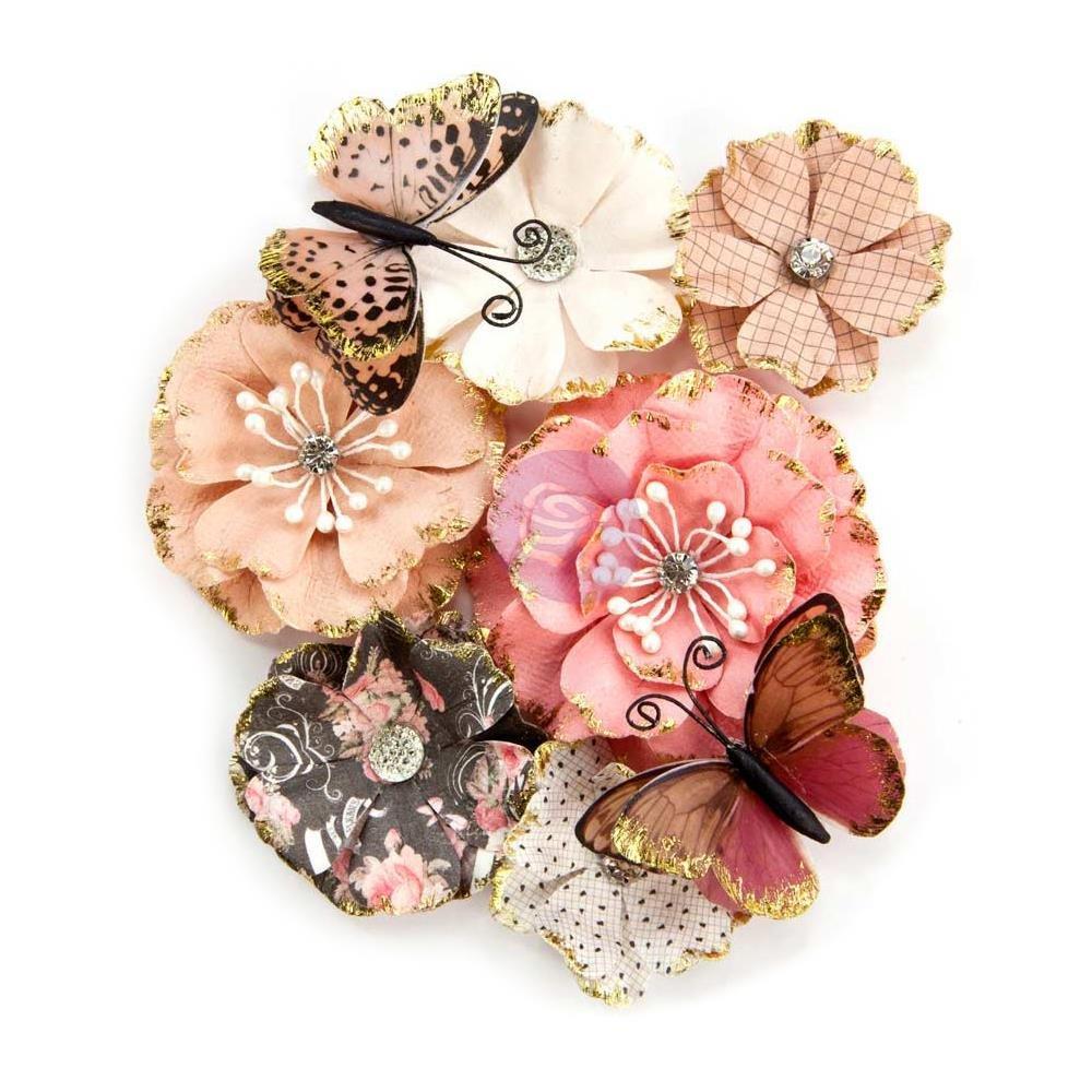 AMELIA ROSE - Flowers & Butterflies