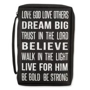 BIBLE COVER - Love God