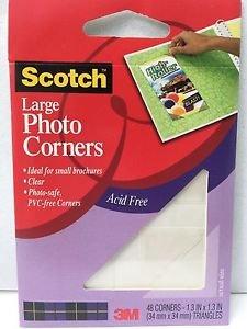 LARGE PHOTO CORNERS