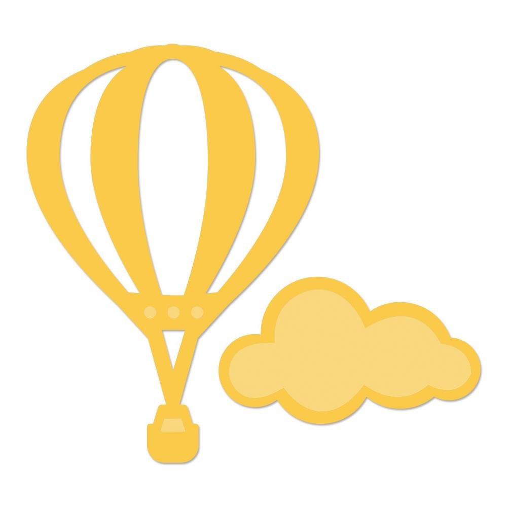 Die - Hot Air Balloon