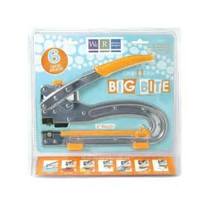 Crop-A-Dile II Big Bite Punch
