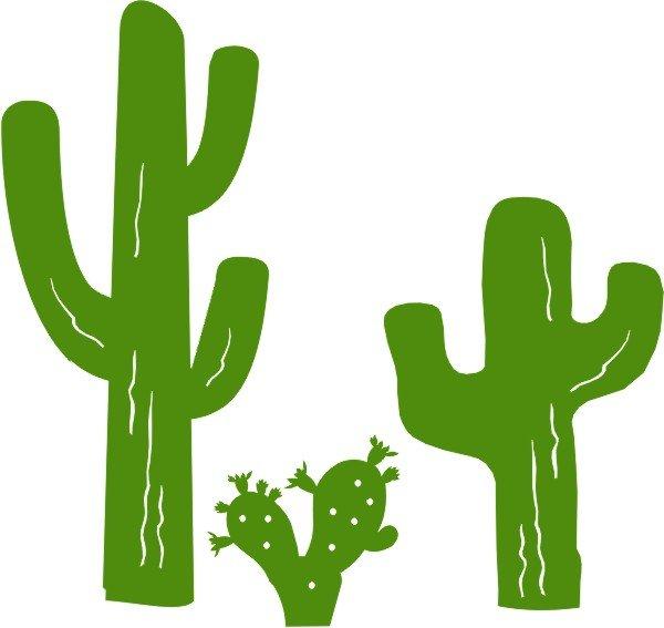 DIE CUT - Cactus