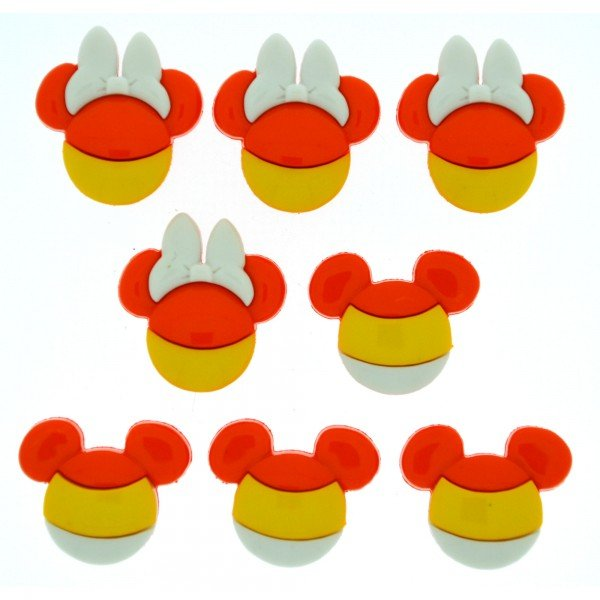DISNEY - Mickey & Minnie Candy Corn