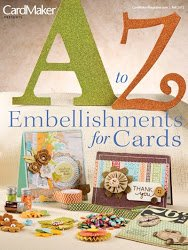 A to Z Embellishments for Cards
