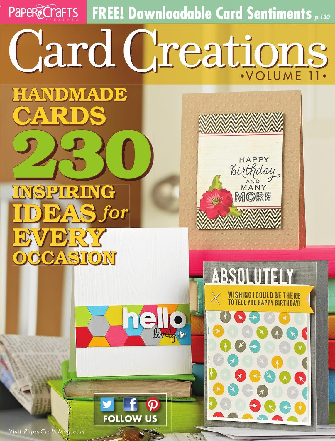 Card Creations Volume 11