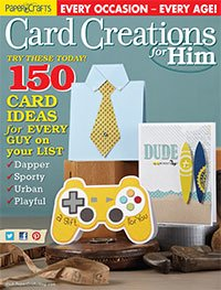 PAPER CRAFTS - Card Creations for Him