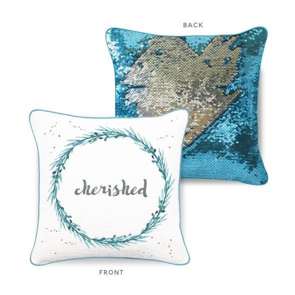 Mermaid Pillow - CHERISHED