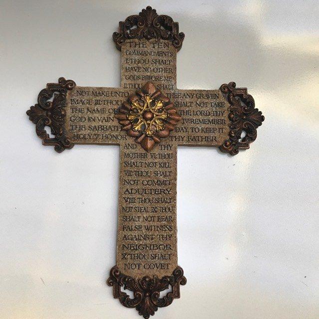 CROSS - Ten Commandment