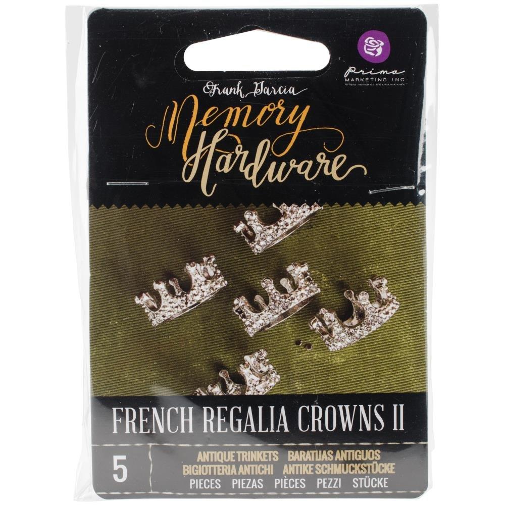 MEMORY HARDWARE - Regal Crowns II
