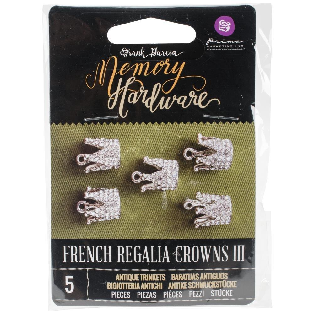 MEMORY HARDWARE - Regal Crowns III