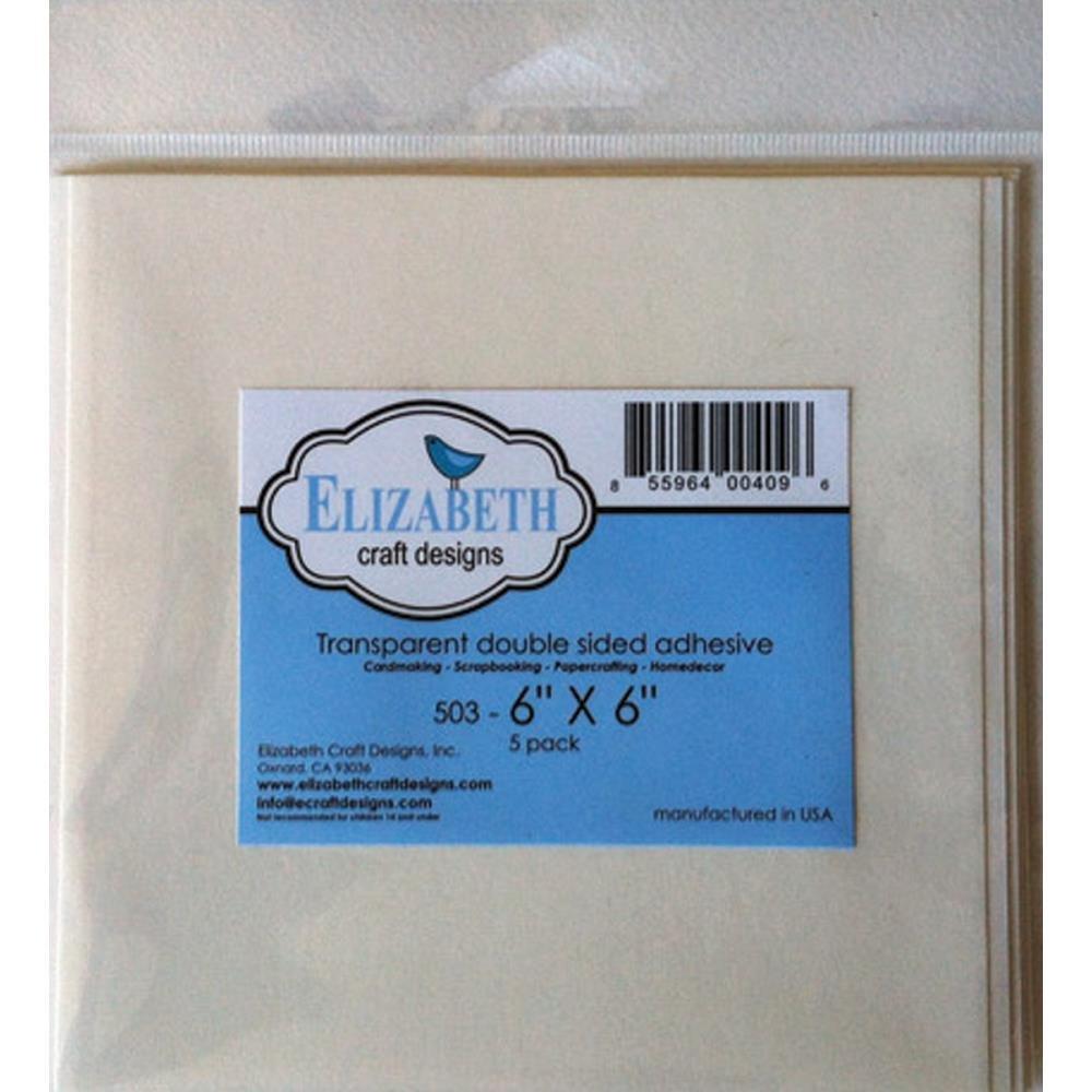ELIZABETH CRAFTS - 6 x 6 Sheets