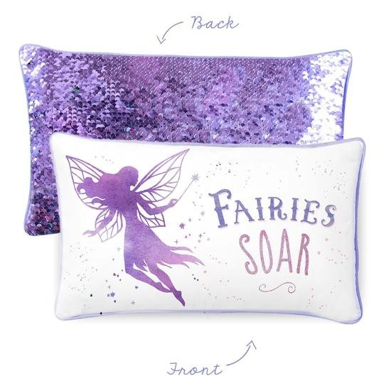 Mermaid Pillow - FAIRIES SOAR
