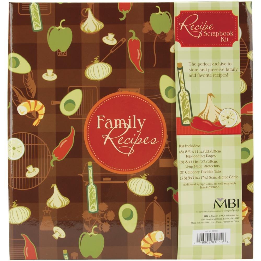 ALBUM - Family Recipes