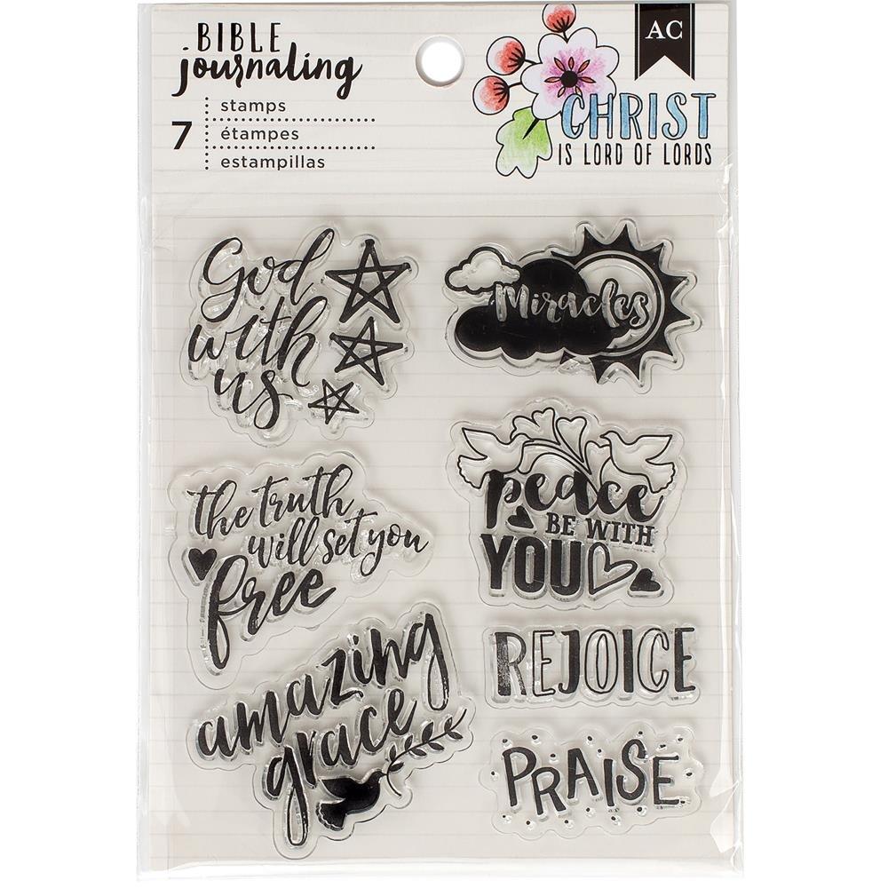 BIBLE JOURNALING - Stamps