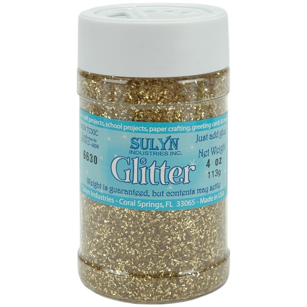 Glitter - Gold 4 oz
