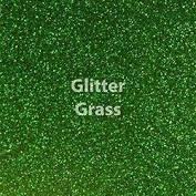 Vinyl - Heat Transfer - Glitter - Grass Green 12 x 20