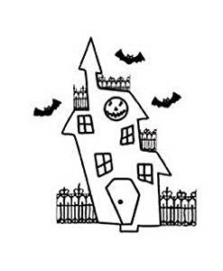 STAMP - Haunted House