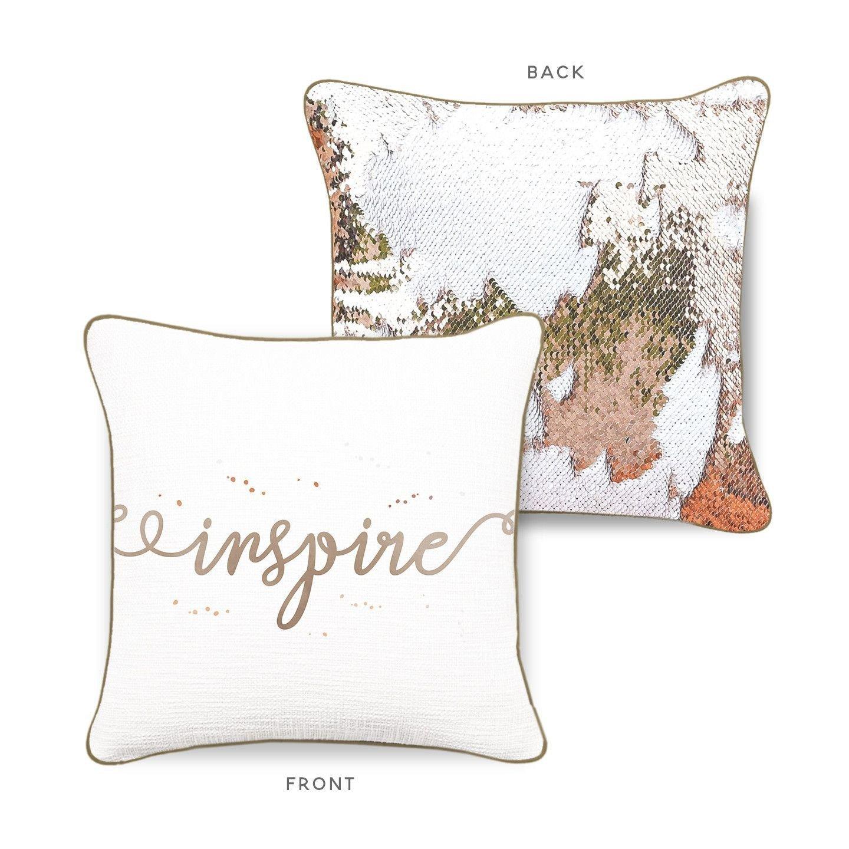 Mermaid Pillow - INSPIRE