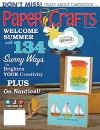 PAPER CRAFTS - Welcome Summer