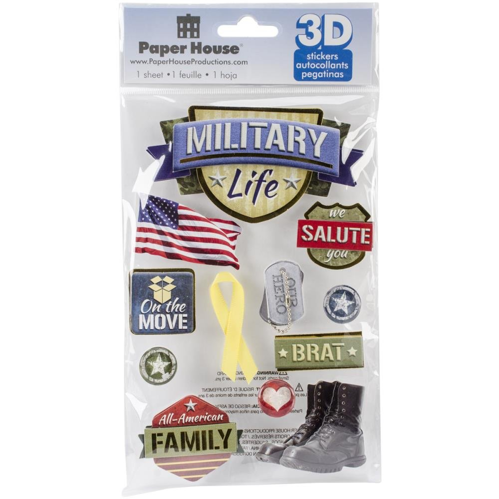 3D Military Life