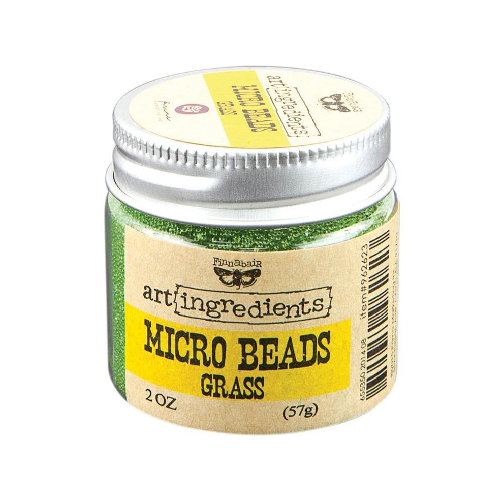 MICRO BEADS - Grass
