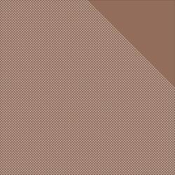 MICRO BASICS - Milk Chocolate Brown Dot
