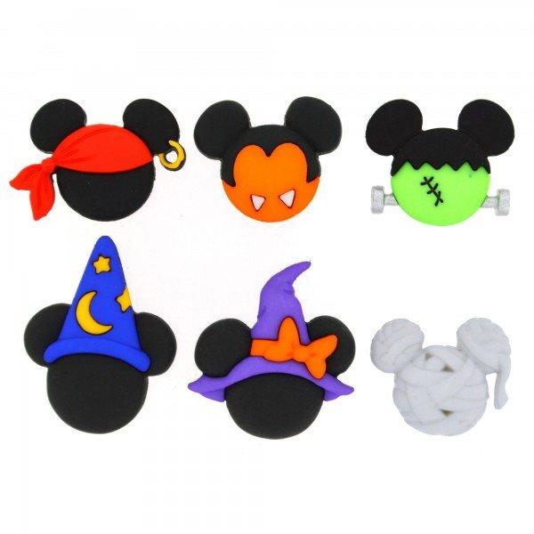 DISNEY - Mickey & Minnie Halloween Hats