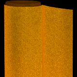 Vinyl - Heat Transfer - Glitter - Neon Orange - 12 x 20