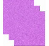 Vinyl - Heat Transfer - Glitter -Neon Purple- 12 x 20