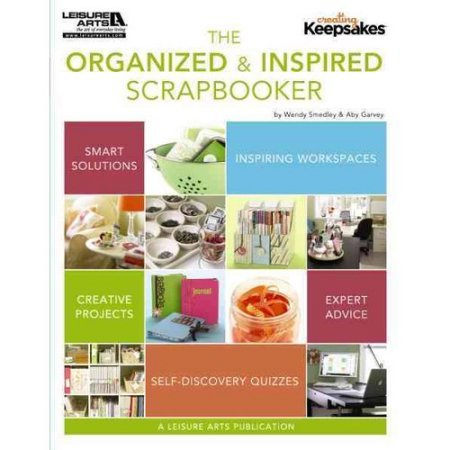 Organized & Inspired Scrapbooker
