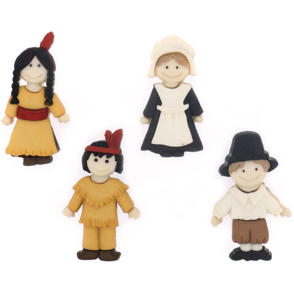 Pilgrims & Indians