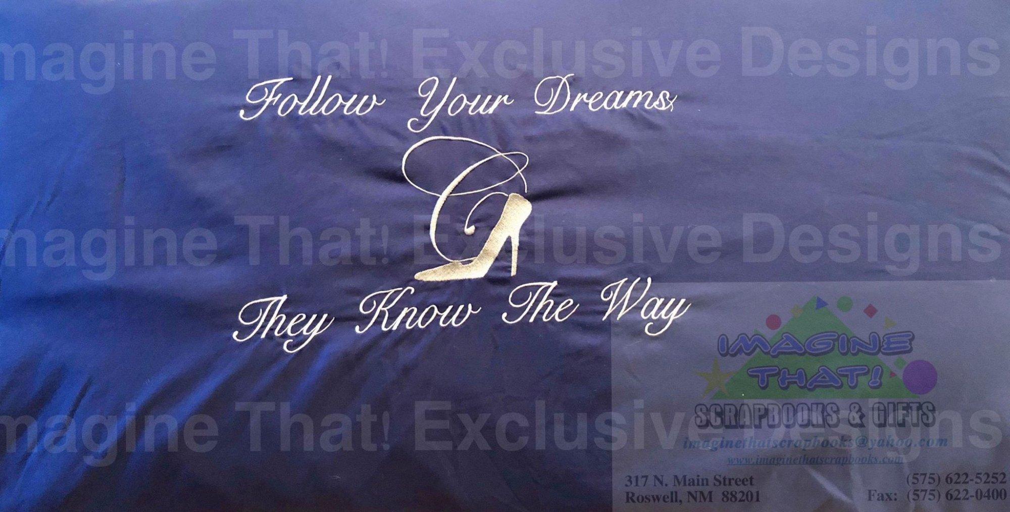 Dreams Pillow Case