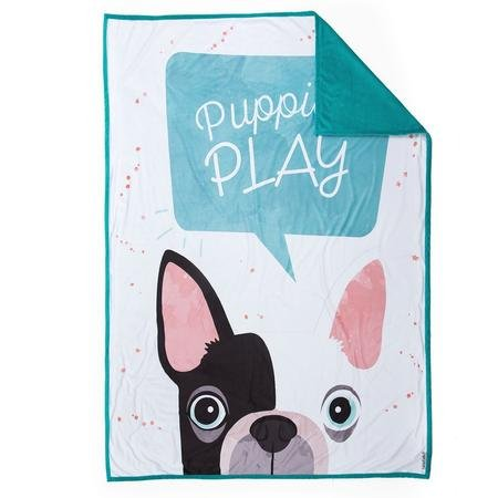 Blanket - PUPPIES PLAY