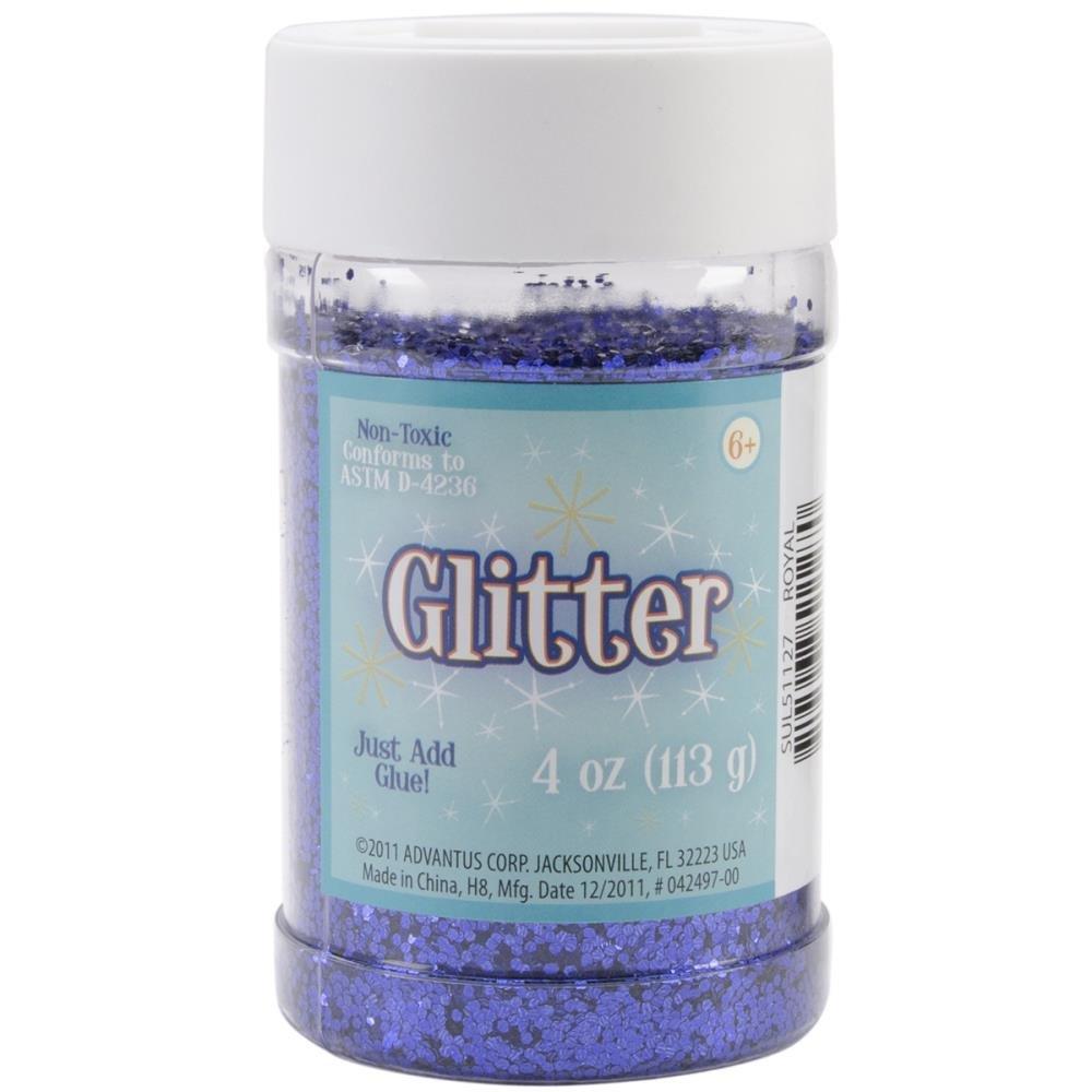 Glitter - Royal 4oz