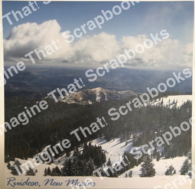 CUSTOM Paper - Ruidoso Snow Mountain