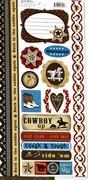 ADORN IT -  Buckaroo - stickers