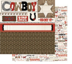 ADORN IT - Buckaroo Collection - Cowboy Cut Up