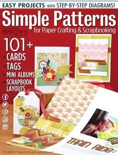 Simple Patterns for Paper Crafting & Scrapbooking