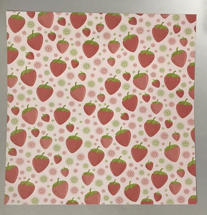 Baby Clothes Strawberries