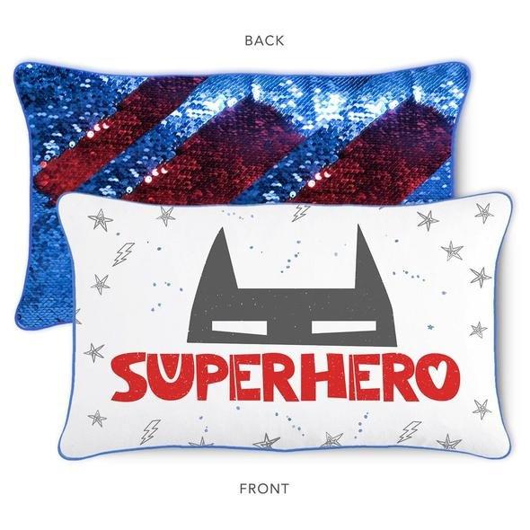 Mermaid Pillow - SUPERHERO