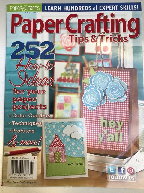 Paper Crafting Tips and Tricks