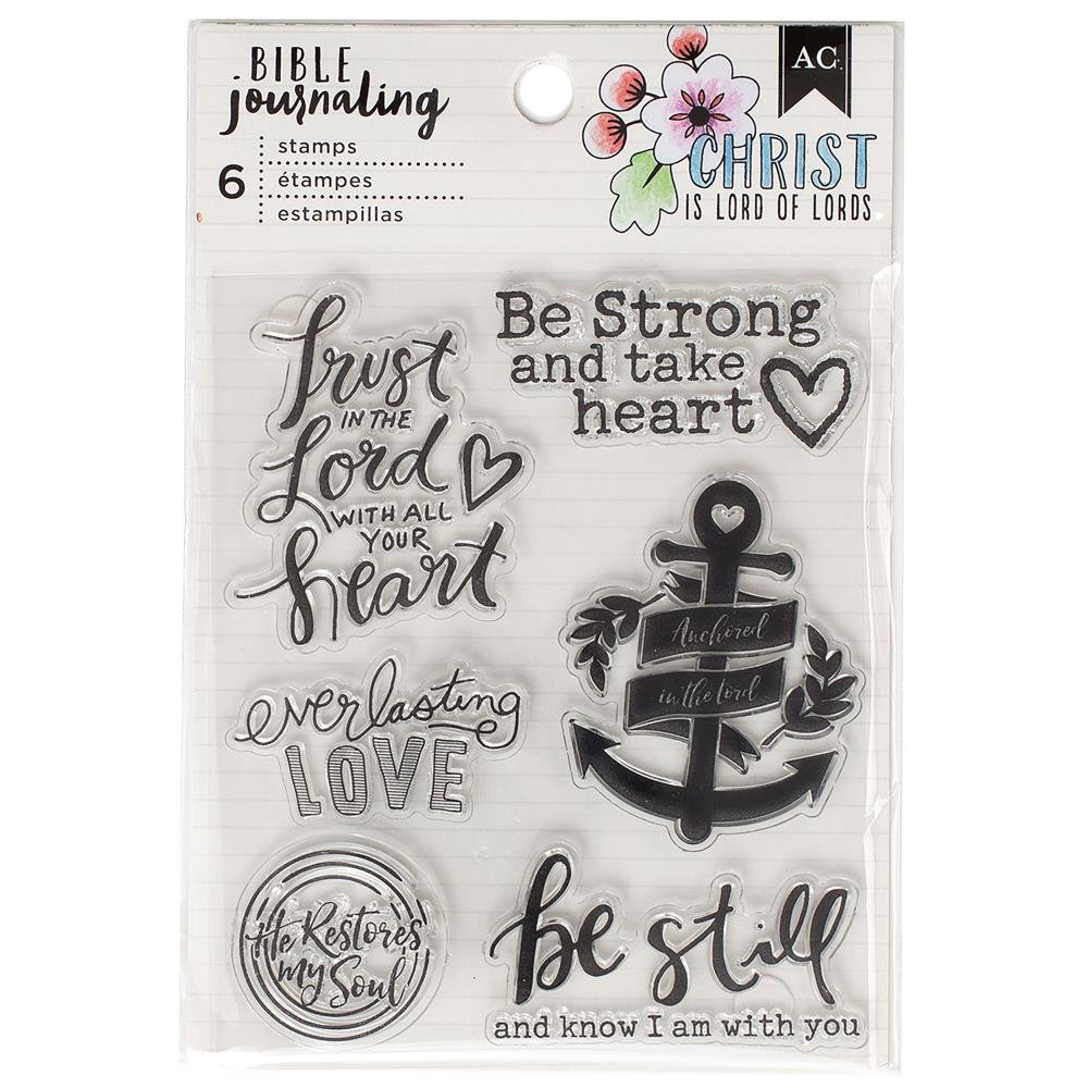 BIBLE JOURNALING - Stamps