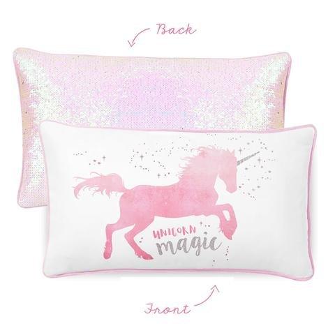 Mermaid Pillow - UNICORN MAGICAL