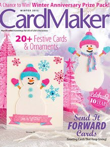 Card Maker - Winter