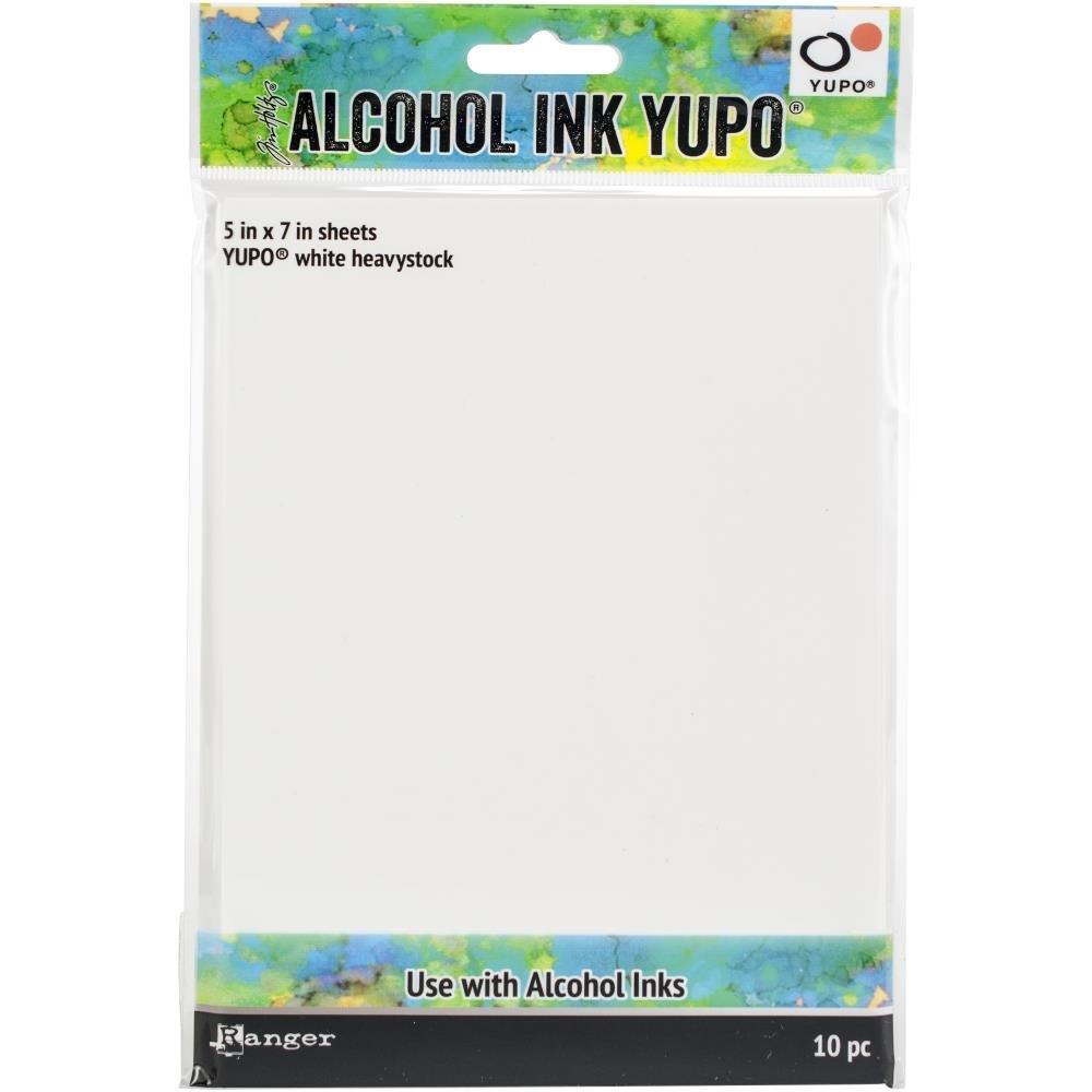 Alcohol Ink Yupo