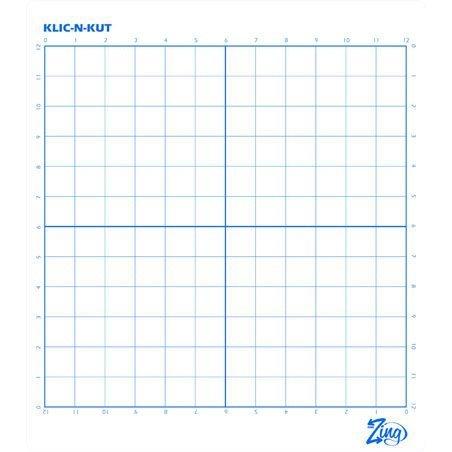KNK 12x12 Blue Mat