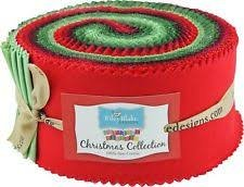 Confetti Cottons-Christmas 2.5 Precuts 40pieces