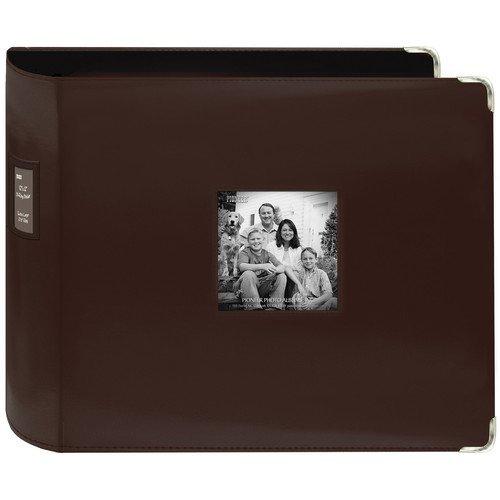 Brown 12X12 3 Ring Jumbo Album