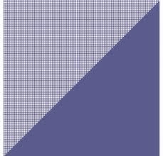 Authentique Midnight Blue Check Micro Basics 12x12
