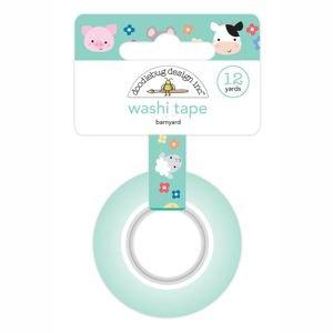 Doodlebug - Barnyard Washi Tape